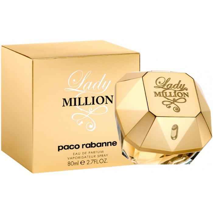 Paco Rabanne Lady Million Edp 80ml Ilubox