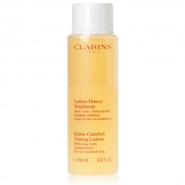 Clarins Extra Comfort Toning Lotion Dry Skin 200ml