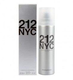 Carolina Herrera 212 Deodorant 150ml