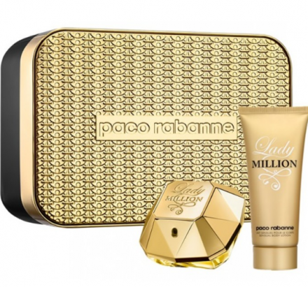 Paco Rabanne Lady Million kinkekomplekt 2016