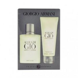 Giorgio Armani Acqua di Gio Pour Homme ПОДАРОЧНЫЙ НАБОР